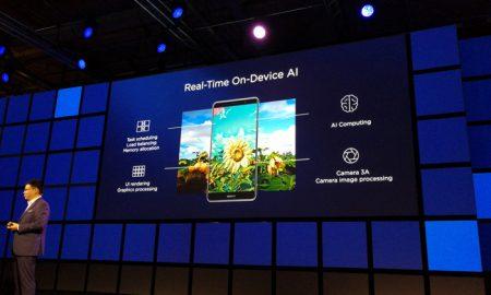 سامسونگ فناوری جدیدی برای دستگاه های مبتنی بر هوش مصنوعی رونمایی کرد