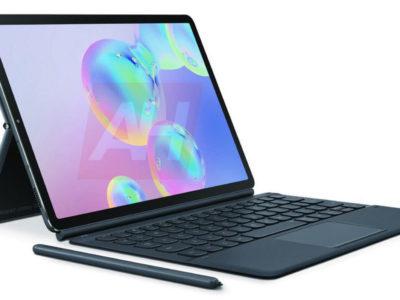 تبلت جدید سامسونگ Galaxy Tab S6 با کیبورد بسیار زیبا رونمایی می شود