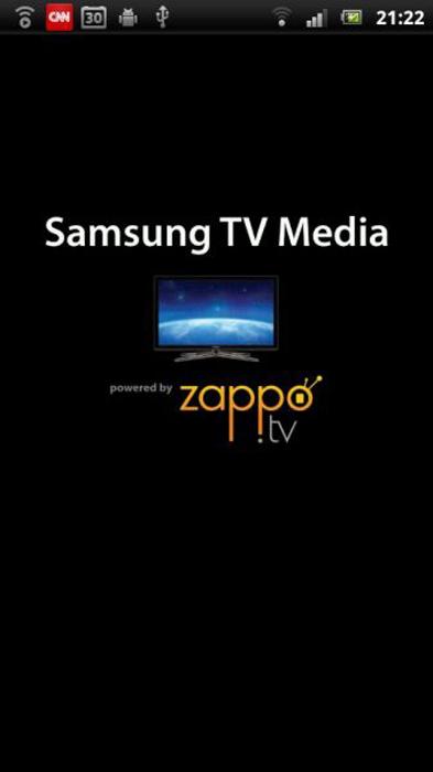 معرفی نرم افزار Samsung TV Media Player