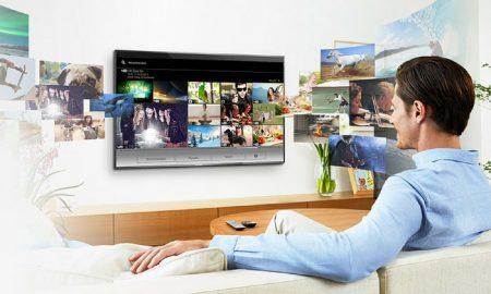 بهترین برنامه های اندرویدی تلویزیون های هوشمند سامسونگ