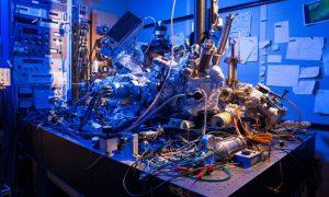 دانشمندان از یک اتم اسکن M.R.I گرفتند