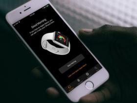 آموزش گام به گام اتصال اپل واچ به آیفون (Pair) به صورت تصویری