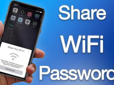 چطوروای فای خود را بدون انتشار رمز به اشتراک بگذاریم؟