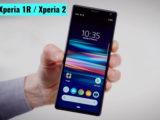 گوشی هوشمند Xperia 1R سونی با صفحه نمایش 5K رونمایی می شود