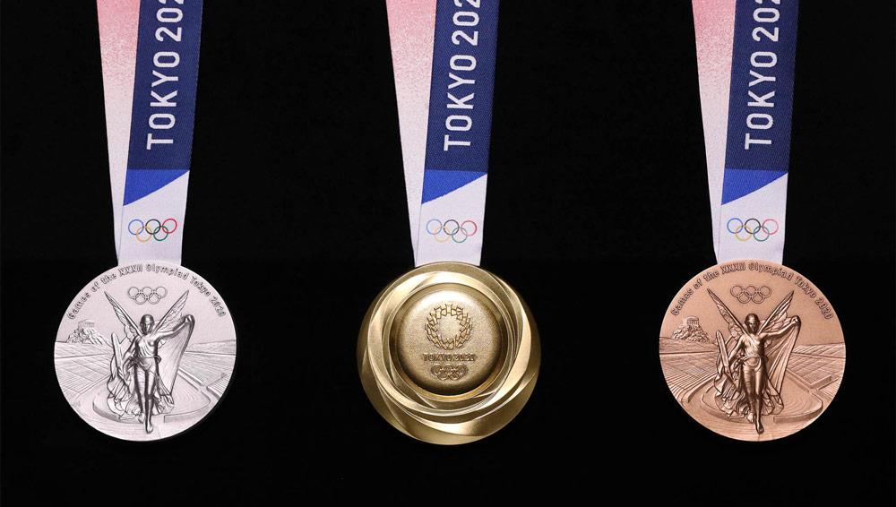 مشخصات مدالهای المپیک و تاریخ برگزاری