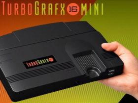 بازطراحی کنسول های قدیمی با معرفی TurboGrafx-16 Mini همچنان ادامه دارد