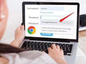 چطور با استفاده از گوگل کروم پسورد ایمن ایجاد کنیم؟