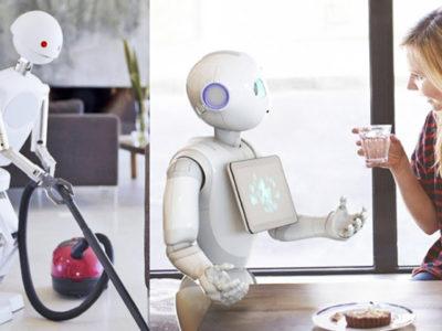 آمازون در حال طراحی یک روبات خانگی چرخ دار است