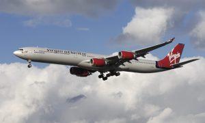 فرود اضطراری پرواز نیویورک – لندن به دلیل آتش سوزی شارژر باتری معیوب
