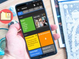 معرفی و دانلود اپلیکیشن WeNote برای نوت برداری های روزانه