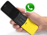 واتس آپ برای سیستم عامل KaiOS گوشی های به روز شده نوکیا عرضه شد