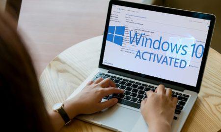 آموزش اکتیو کردن ویندوز 10 و فعال سازی به صورت تصویری