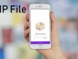 آموزش زیپ کردن فایل و عکس در گوشی اندروید و آیفون