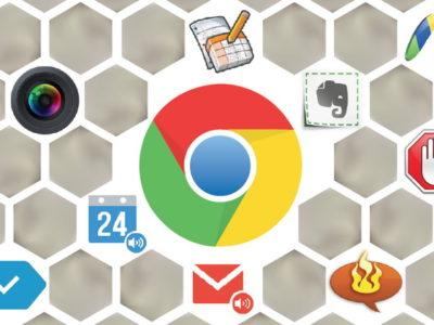 با وجود یک بیلیون کاربر بسیاری از افزونه های گوگل کروم هیچ نصبی ندارند