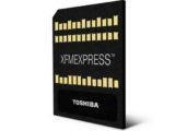 معرفی XFMEXPRESS نوع جدیدی از مموری ها توسط توشیبا