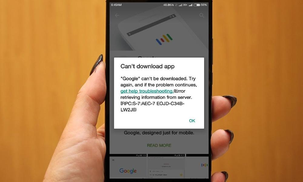 ترفند هایی برای حل مشکل دانلود نشدن نرم افزار ها در گوشی های اندروید
