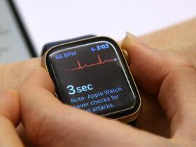 اپل برنامه تعمیر اسکرین ساعت هوشمند راه اندازی می کند