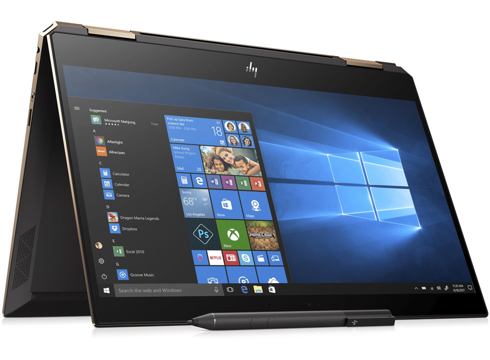 لپ تاپ 15.6 اینچی HP Spectre x360