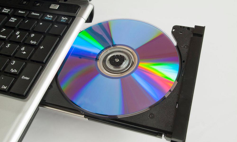 انواع روش ها برای رایت سی دی و دی وی دی