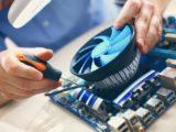 چطور فن لپ تاپ را تمیز کنیم؟
