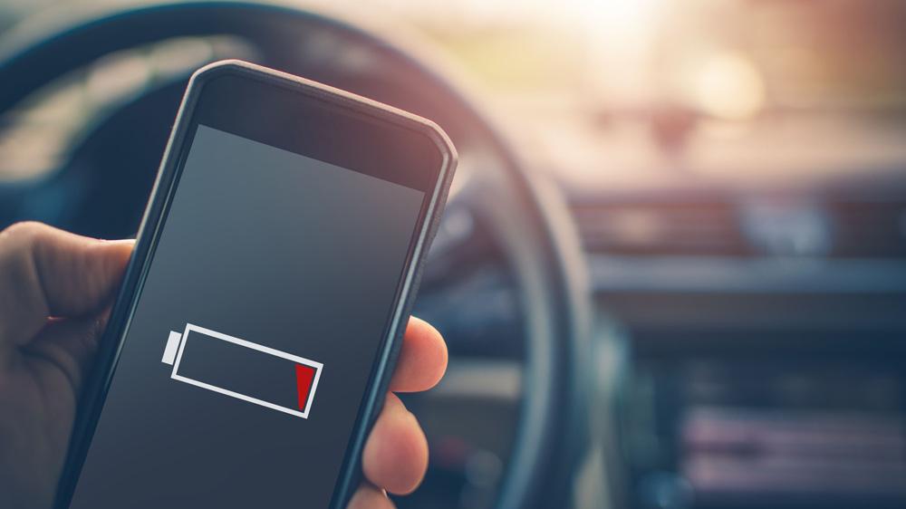 عدم تاثیر در افزایش ذخیره باتری و سرعت