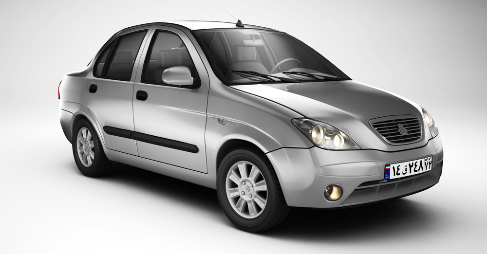 مقایسه خودرو تیبا با ساینا از نظر قیمت