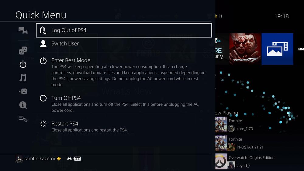 حساب پلی استیشن خود را در برنامه PS4 Remote Play وارد کنید