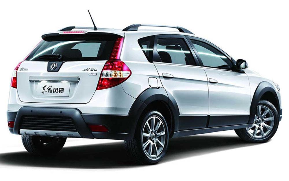 بررسی مشخصات خودرو دانگ فنگ