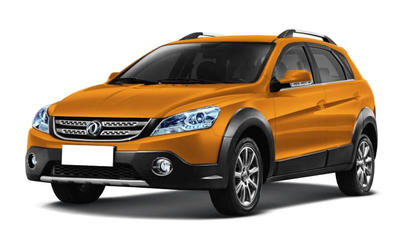 امکانات رفاهی خودروی دانگ فنگ H30 کراس