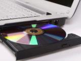 ناپدید شدن آیکون درایو CD یا DVD در ویندوز 10