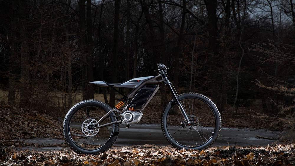 مفهوم جدید دوچرخه الکتریکی این شرکت