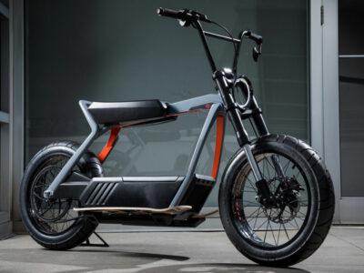 هارلی دیویدسون به فکر توسعه دوچرخه های الکتریکی است