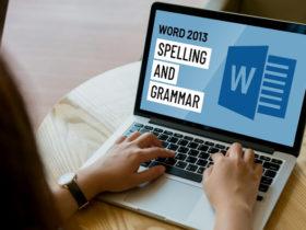 چطور خطاهای لغوی و دستوری ورد را مخفی کنیم؟
