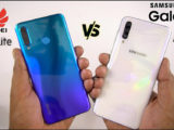 مقایسه سامسونگ گلکسی A50 با هواوی P30 Lite، کدام گوشی قدرتمند تر است؟
