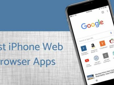 معرفی بهترین نرم افزار های مرورگر وب گوشی های آیفون