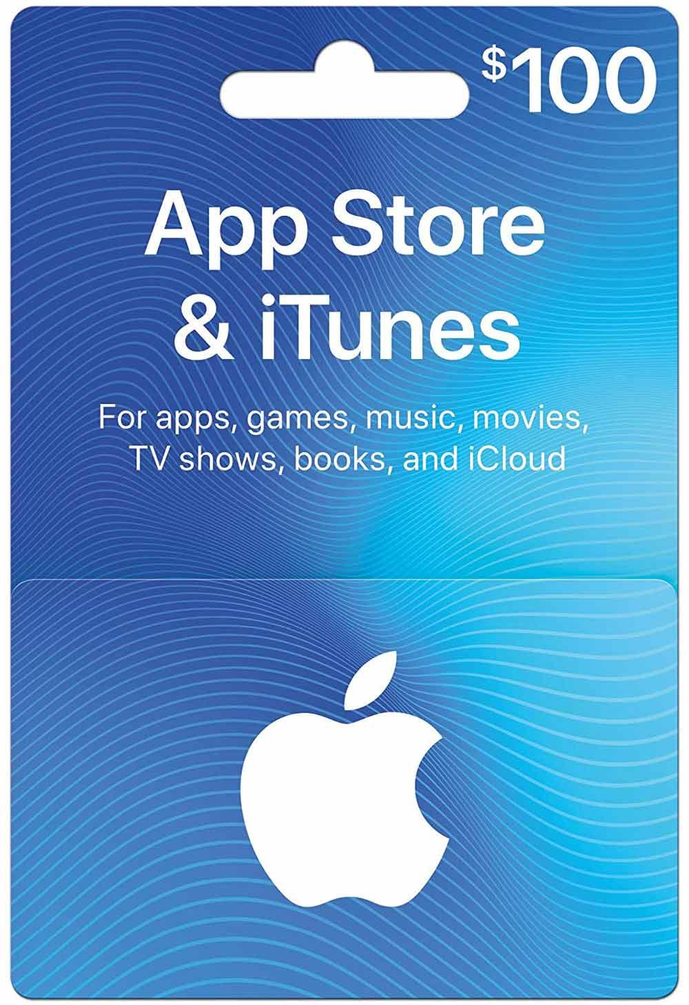 ارسال گیفت کارت اپل این روز ها به خصوص برای افرادی که از اپل موزیک استفاده می کنند