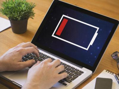 چطور مشکل شارژ نشدن باتری لپ تاپ را برطرف کنیم؟