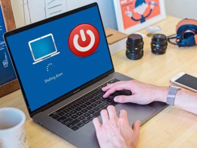 دلایل خاموش شدن ناگهانی لپ تاپ و راهکار حل این مشکل