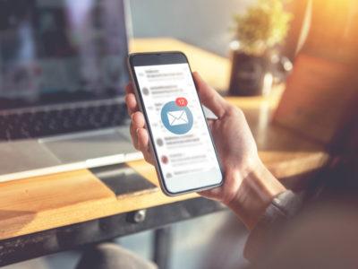 راه هایی برای مدیریت ایمیل برای افرادی که ایمیلهای روزانه زیادی دارند