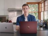 مک بوک اعتراف کرد: لپ تاپهای مایکروسافت بهتر هستند!