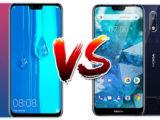 مقایسه هواوی Y9 Prime 2019 با نوکیا 7.1، کدام گوشی میان رده رده بخریم؟