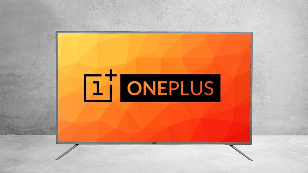 عرضه تلویزیون OnePlus در بازار کشور چین