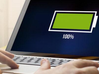 رفع مشکل حذف آیکون باتری در ویندوز