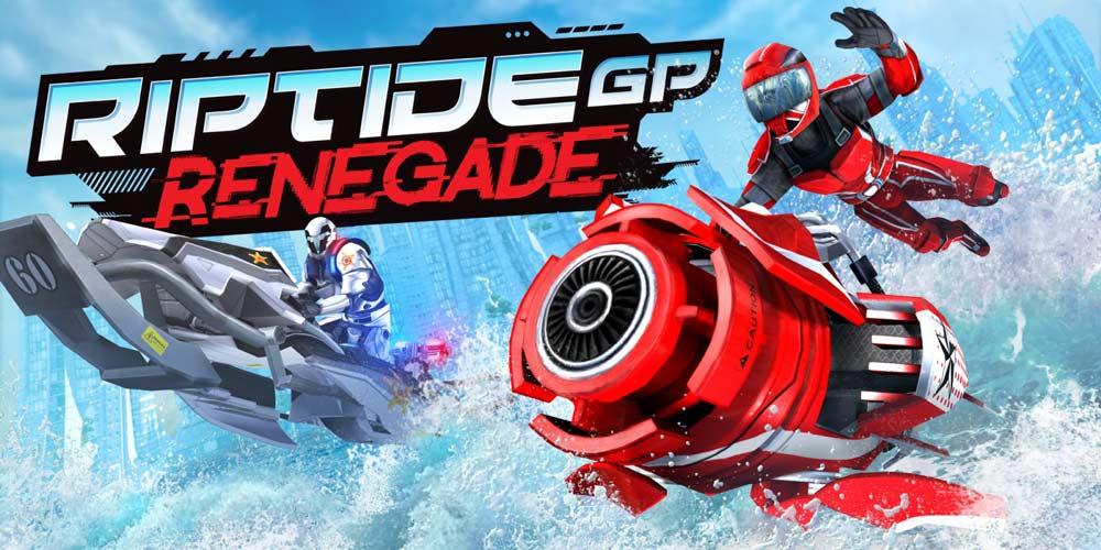 بازی مسابقه ای Riptide GP: Renegade