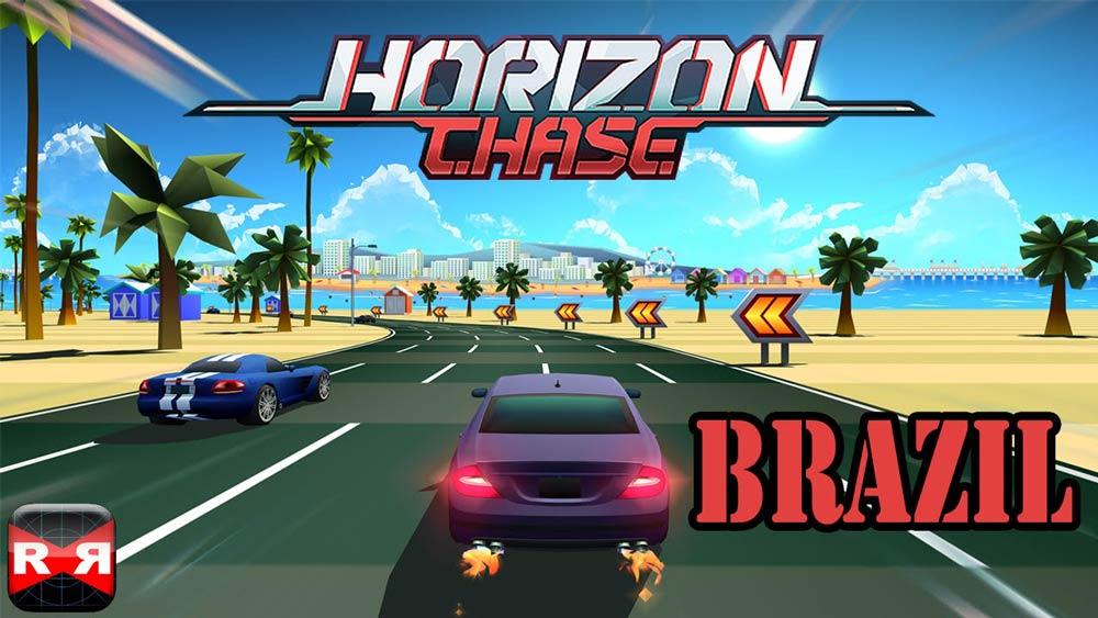 بازی مسابقه ای Horizon Chase - World Tour