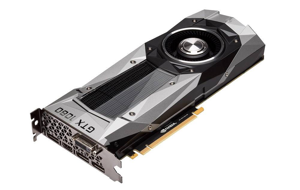 کارت گرافیک: Nvidia GTX 1070 8GB