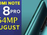 گوشی هوشمند Redmi Note 8 Pro روز 7 شهریور رونمایی می شود