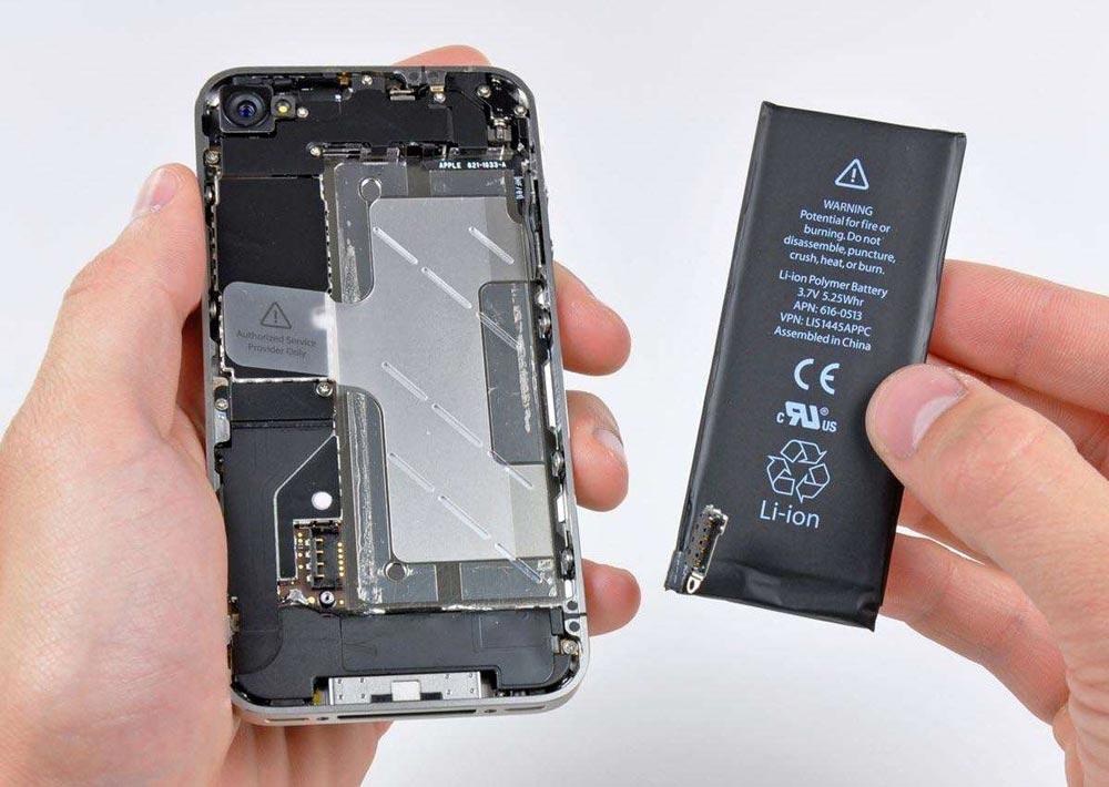 مقایسه باتری گوشی های هوشمند سری S سامسونگ