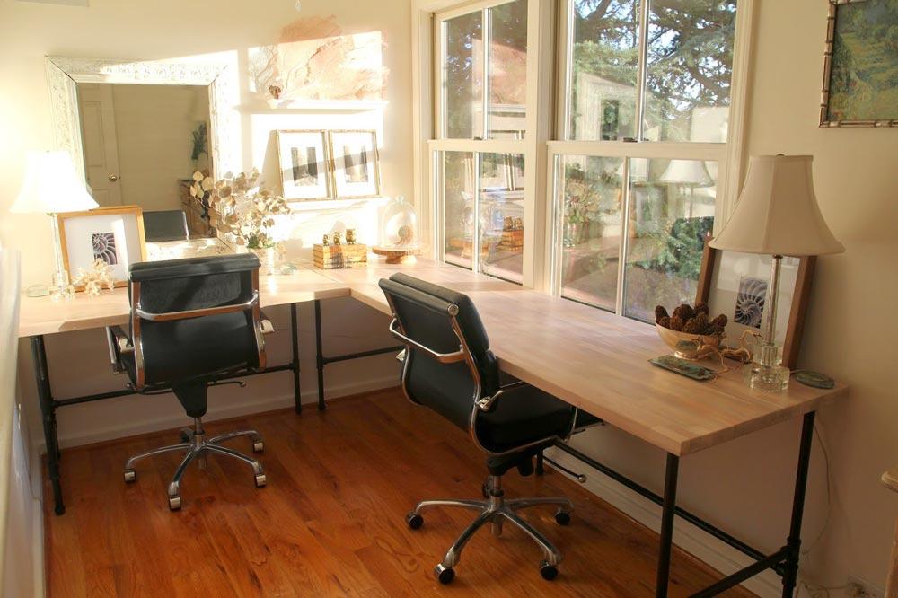 یک محل امن در دفترتان بسازید