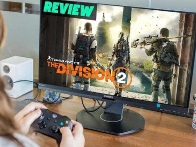 بررسی بازی The Division 2